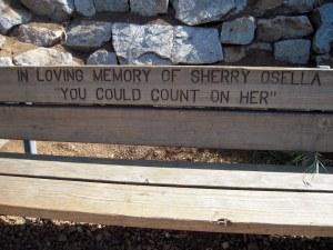 bench, 2009