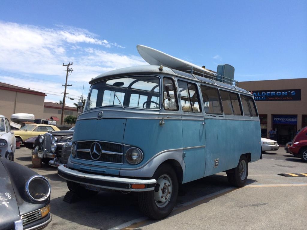 van of my dreams