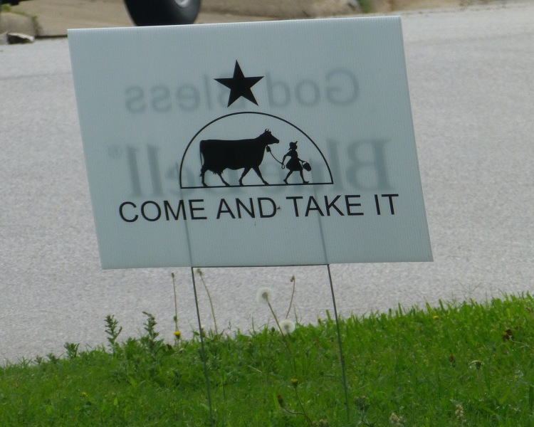 Folks in Brenham are astir about the Blue Bell ice cream shut down.
