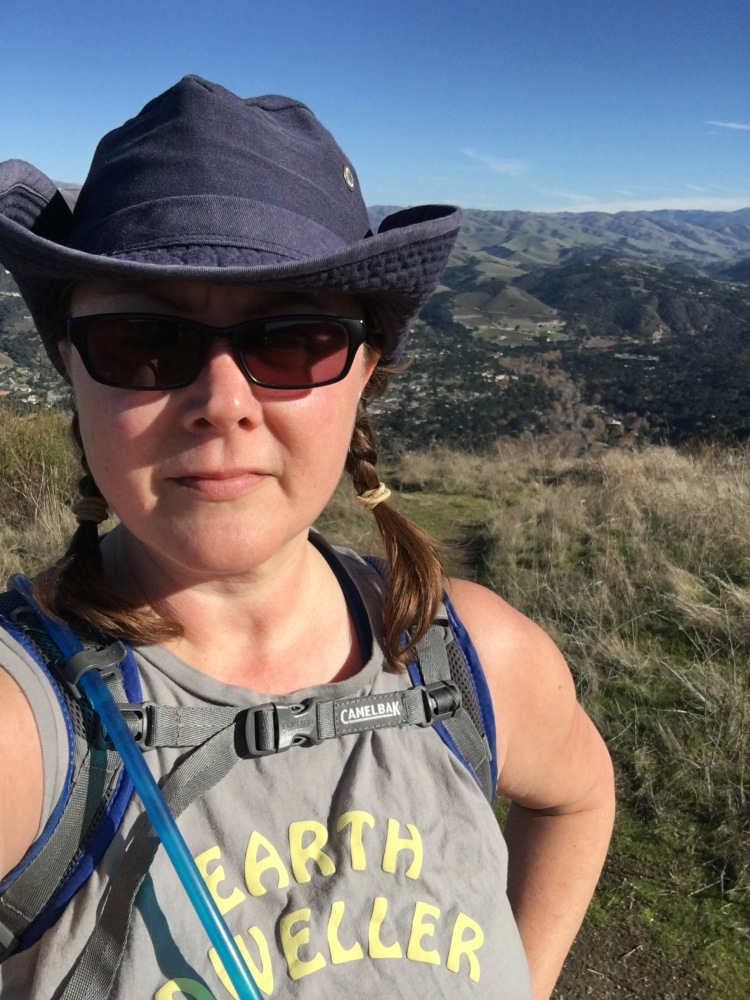 Crystal Jackson, writer, hiker, dog enthusiast